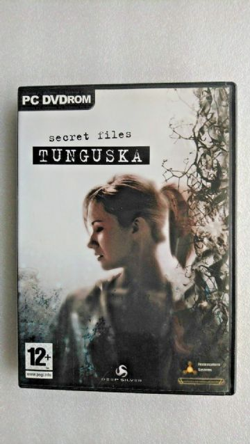 Secret Files: Tunguska (PC Windows 2006)